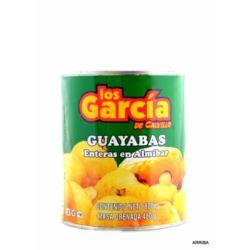 Owoce Guayaby w puszce 800g Los Garcia