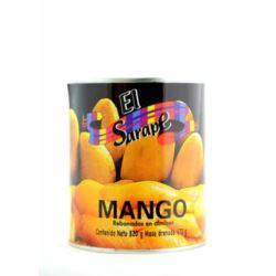 Owoce Mango w puszce 820g El Sarape