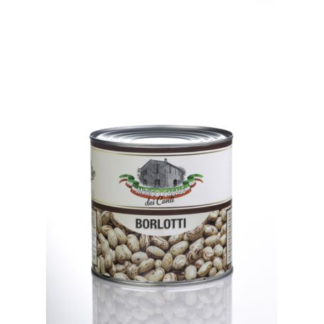 Fasola Borlotti 2,5kg AC