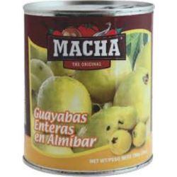 Owoce Guayaby w puszce 780g Macha