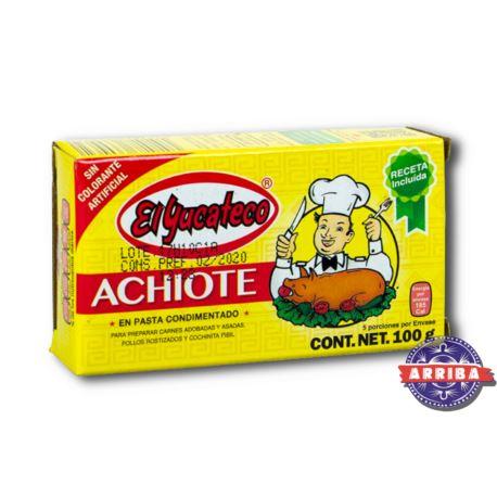 Achiote pasta 100g