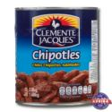 Chipotles Adobados 2800g Clem.