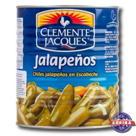 Jalapeno Chili Całe 2800g Clem.