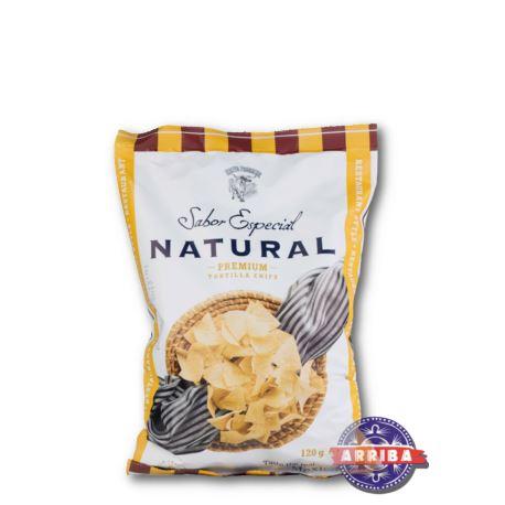 Tortilla Nacho Chips 120g Natural