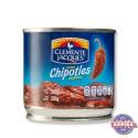 Chipotles Adobados 380g Clem.