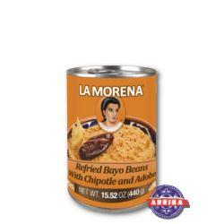 Fasola Bayos z Chilpotle 440g La Morena