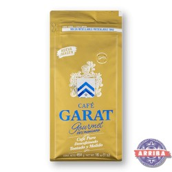 Kawa Garat Americano 454g mielona bezkofeinowa