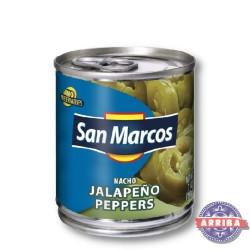 Jalapeno Krojone Nacho 215g San Marcos