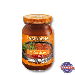 Salsa Mexicana 230g La Morena (szkło)