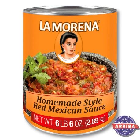 Salsa Mexicana 2890g La Morena