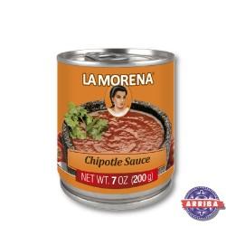 Salsa Chilpotle 200g La Morena
