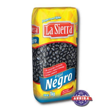 Fasola czarna sucha 1kg LS