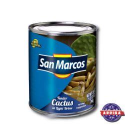 Kaktus Krojony 800g San Marcos